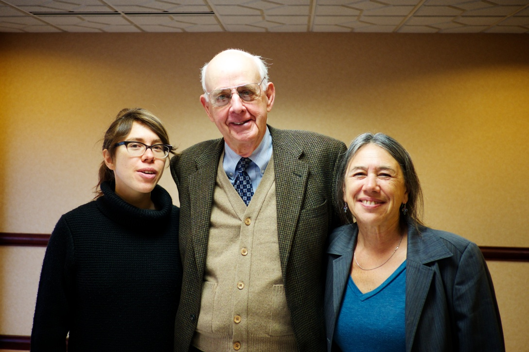 Wendell Berry, Theresa Marquez, Lola Milholland